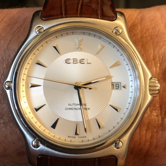Ebel 1911 Chronometer Automatic watch ref E9120L41